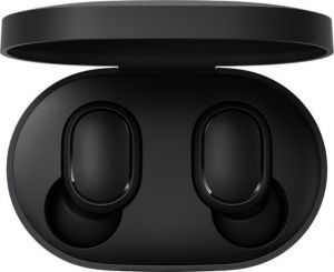 Xiaomi Mi True Wireless Earbuds Basic S Μαύρο (ZBW4502GL)
